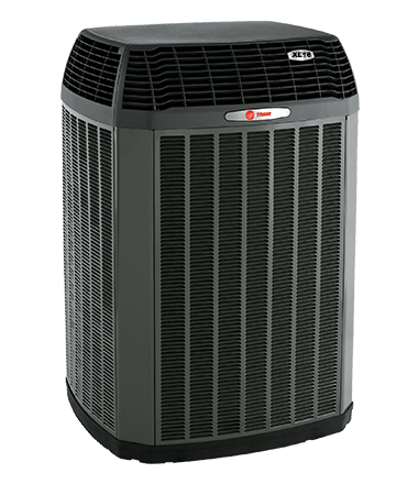 Chad HVAC Butler | Trane 16i Heat Pump